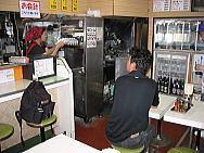 ファイト餃子店店内